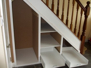 Under Stair Storage Unit