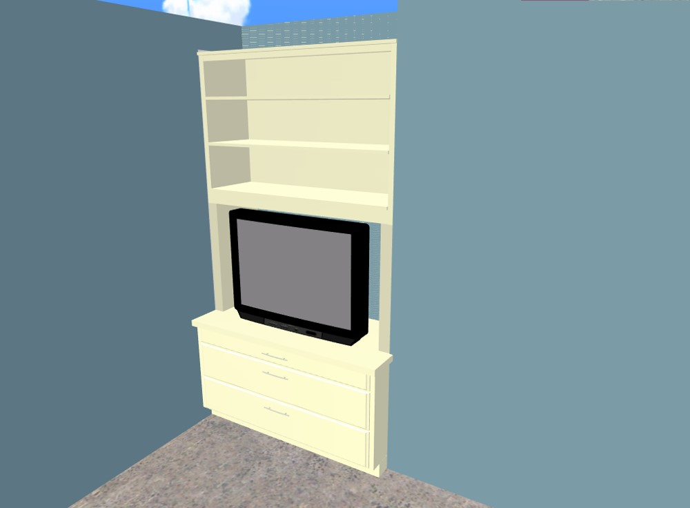 TV & DisplayCabinet Design