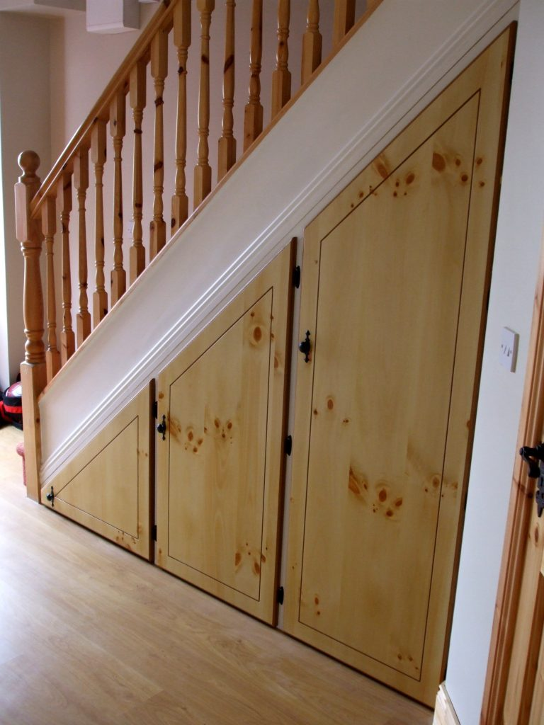 Example of Under Stair Storage